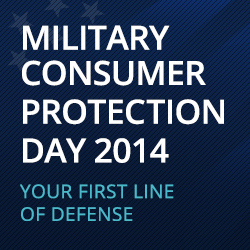 Military Consumer Day